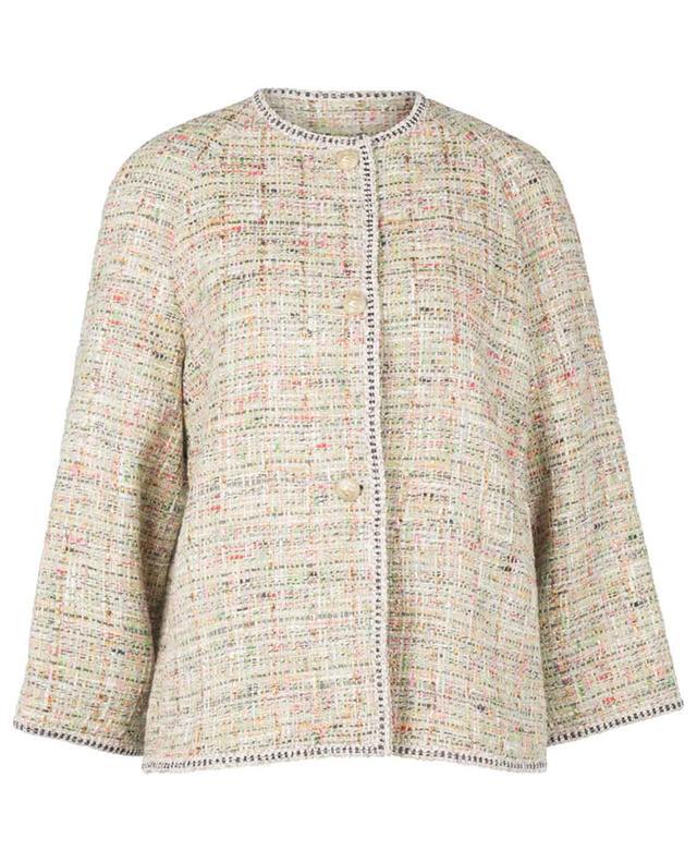 Tailored tweed jacket ETRO