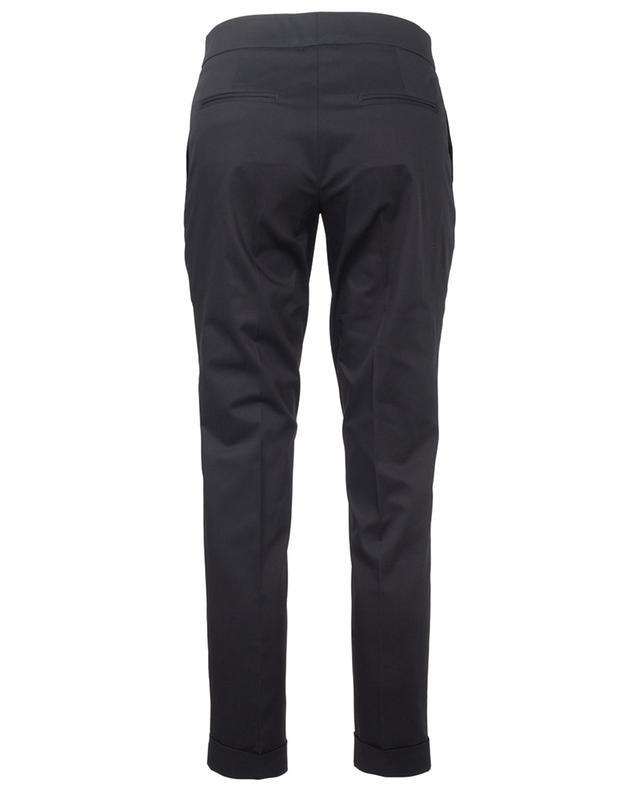 Slim-fit cotton-blend trousers ETRO