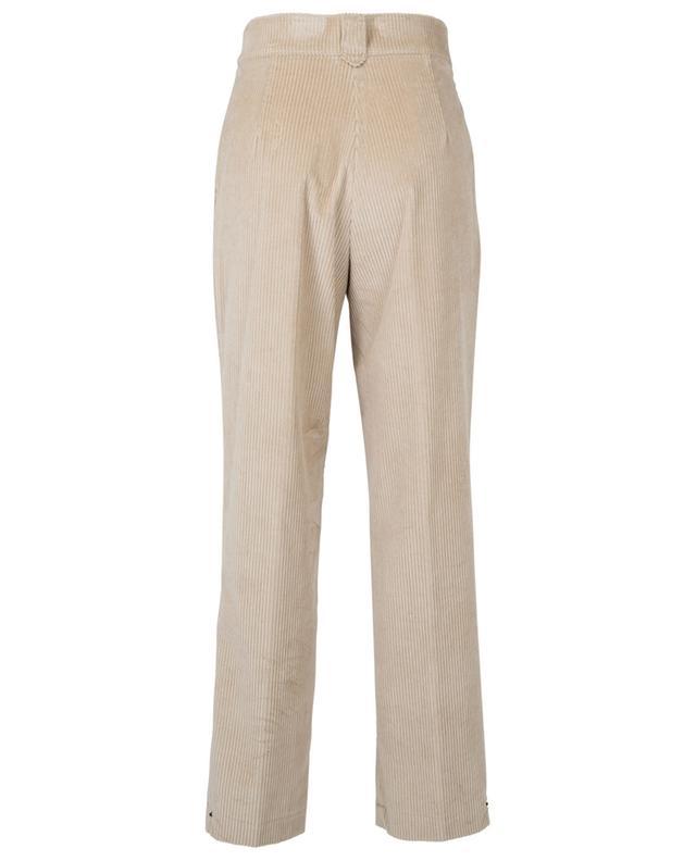 Pantalon taille haute en velours côtelé ETRO