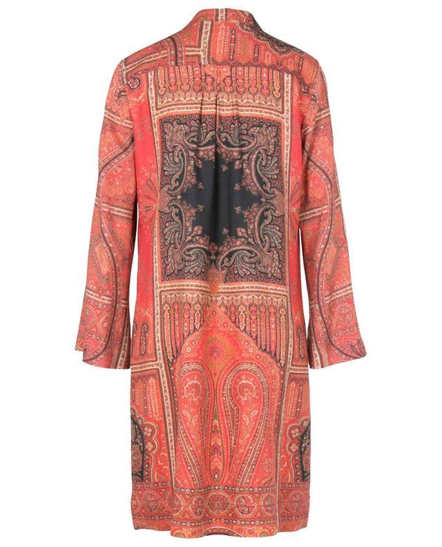 Tunikakleid aus Twill mit Orient-Print Andravida ETRO