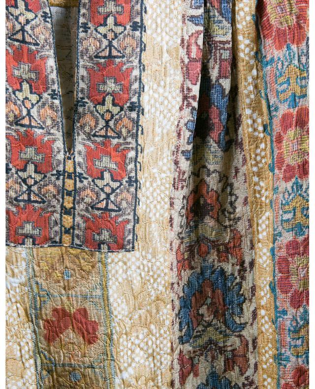 Robe tunique en jacquard imprimé Andravida ETRO