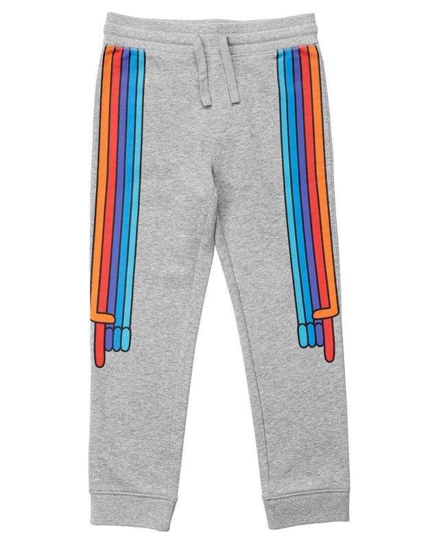 Pantalon de jogging Rainbow Hands STELLA MCCARTNEY KIDS