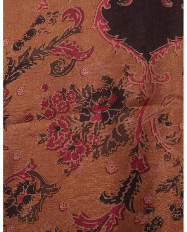 Kimono court en soie imprimée Mojave MES DEMOISELLES