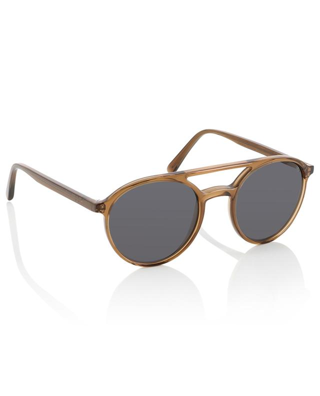 The Independent round aviator spirit sunglasses VIU