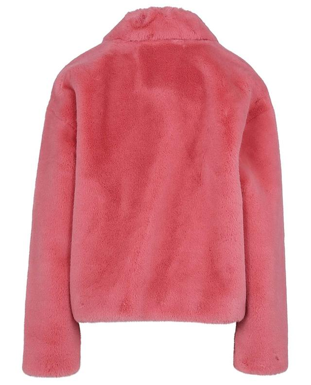 Padded jacket in faux fur TWINSET