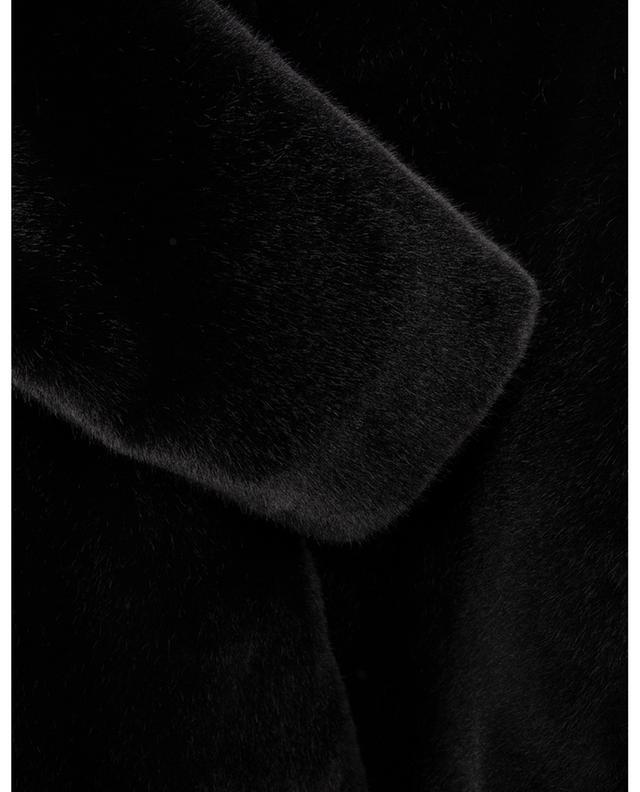 Manteau en fourrure synthétique TWINSET