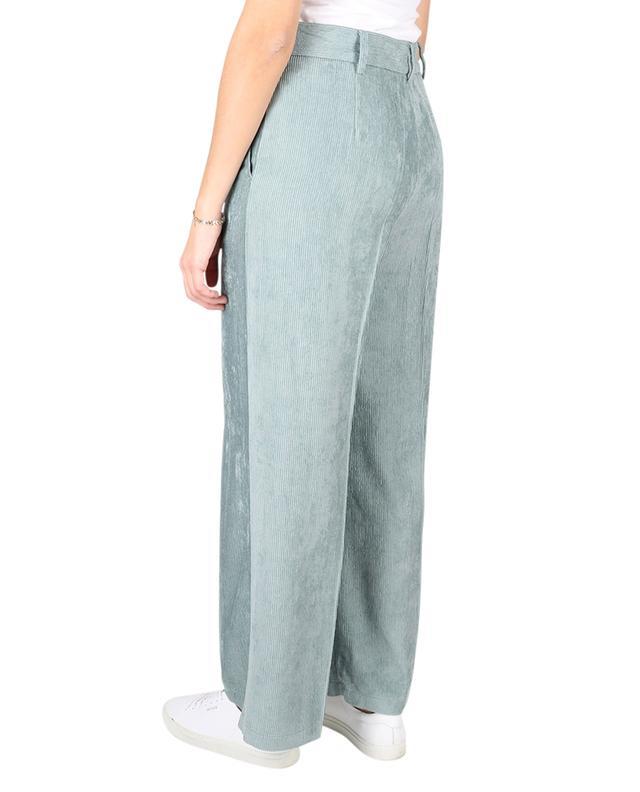 Pantalon large en velours côtelé FORTE FORTE