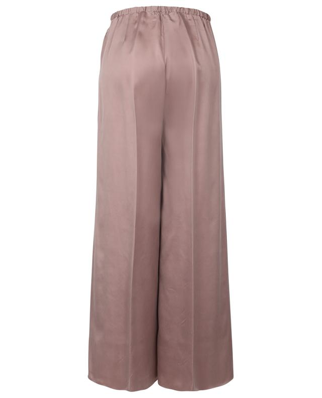 Pantalon large en satin My Pants Malva FORTE FORTE