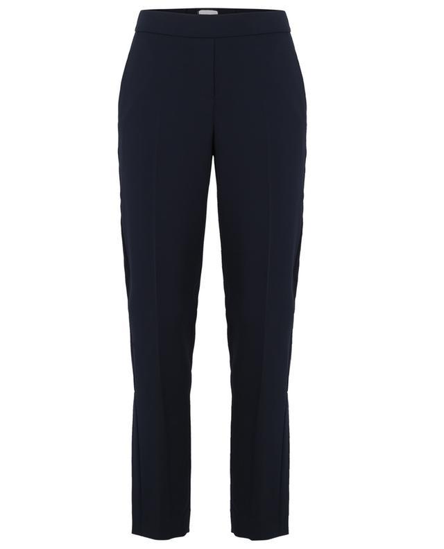 Pantalon en crêpe à fentes latérales Alegra SEDUCTIVE