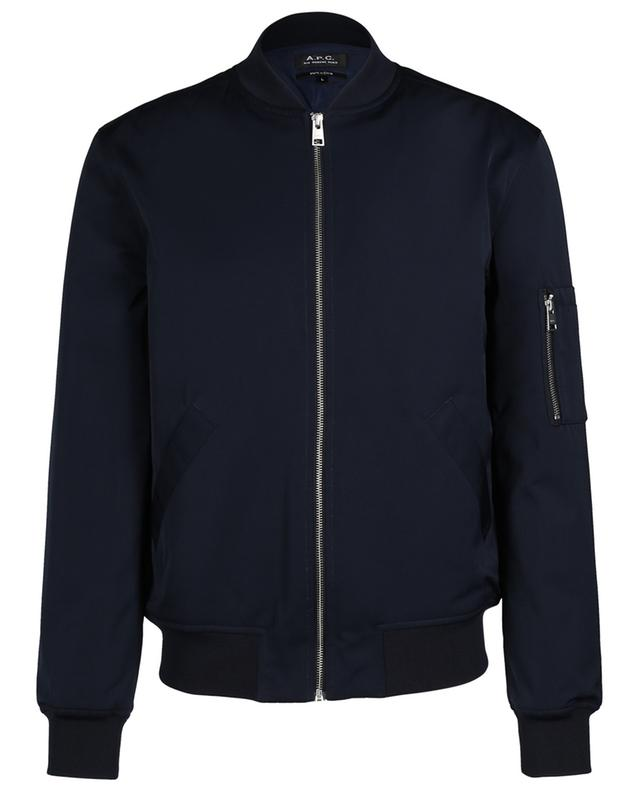 Bomber en gabardine Thermolite Core Ma A.P.C.