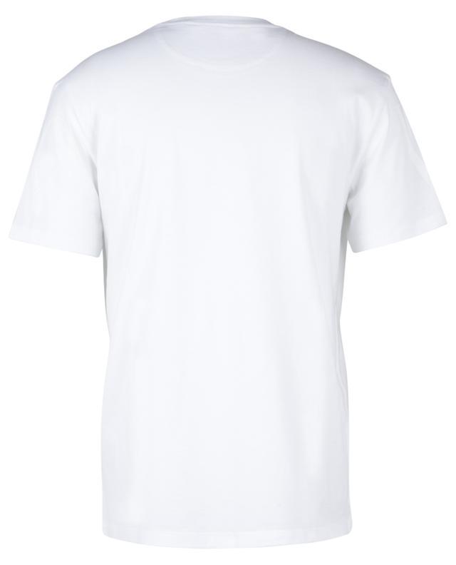 T-shirt à manches courtes imprimé logo ton sur ton VALENTINO