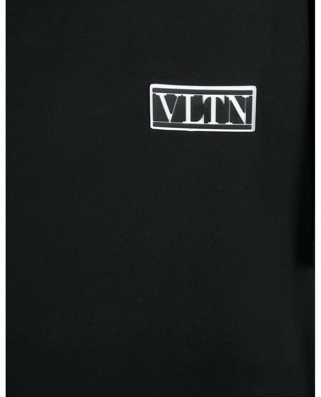 Kurzarm-T-Shirt mit Brust-Patch VLTN VALENTINO