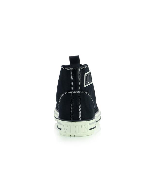 Baskets montantes à lacets en nylon Giggies VALENTINO