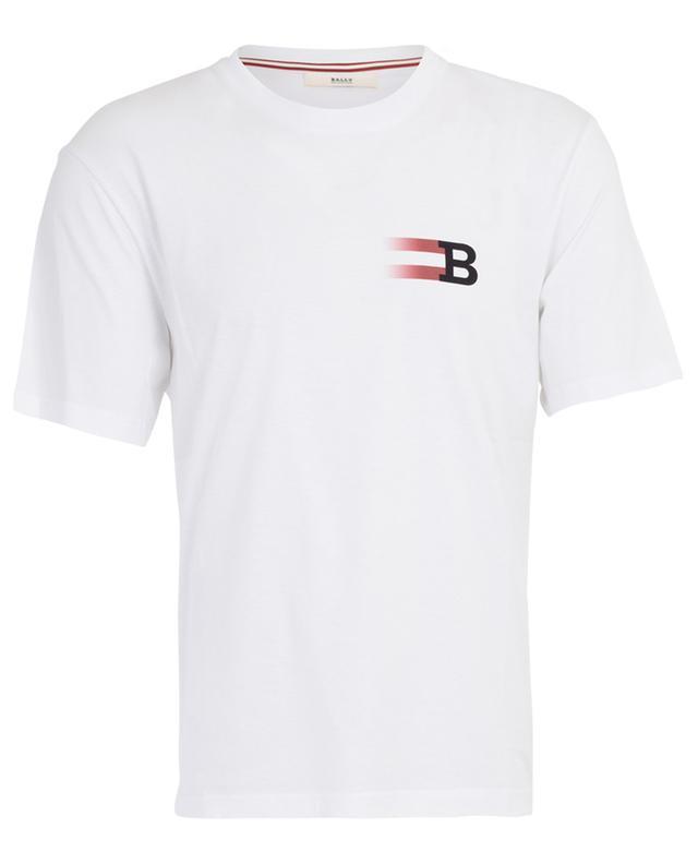 T-shirt en coton imprimé BALLY