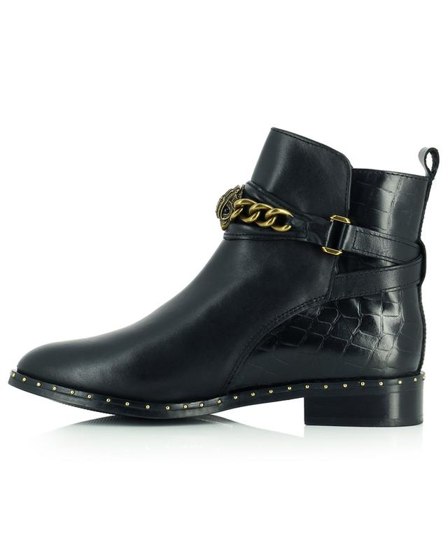 Bottines en cuir Chelsea KURT GEIGER LONDON