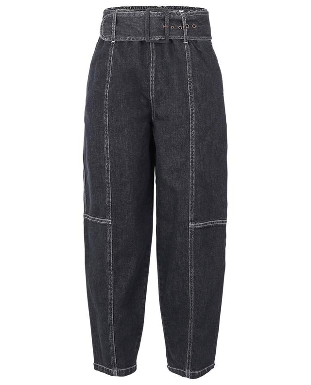 Cargo jeans with belted high waist SEE BY CHLOE