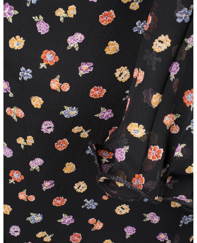 Blouse à lavallière en mousseline fleurie Botanical Flowers SEE BY CHLOE