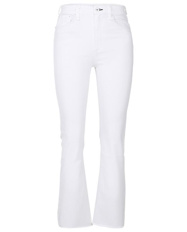 Jean blanc Nina High-Rise Ankle Flare Optic White RAG&BONE JEANS