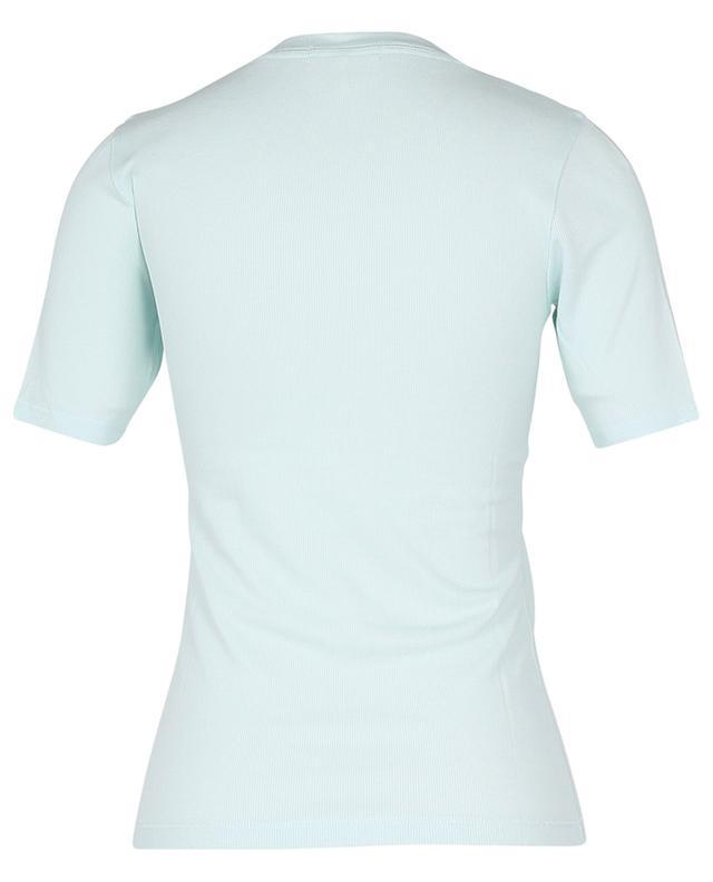 T-shirt ajusté en coton et modal The Rib Slim RAG&BONE JEANS