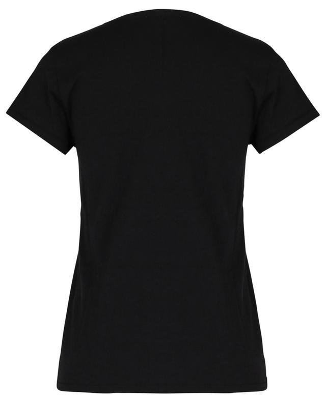 T-shirt en jersey flammé brodé Palm Tree RAG&BONE JEANS
