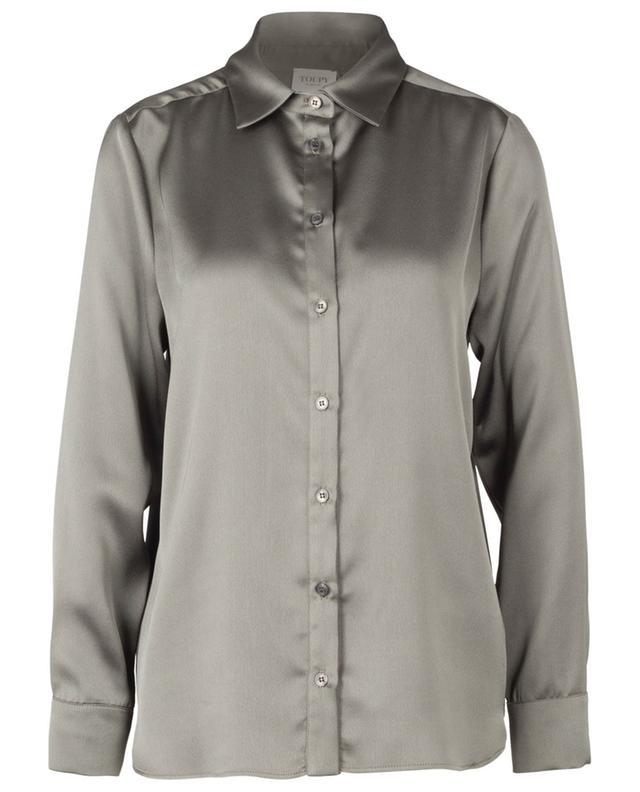 Chemise large à manches longues Lascar TOUPY