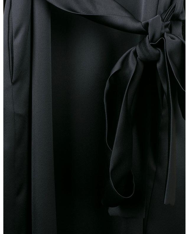 Robe longue avec ceinture Luck TOUPY