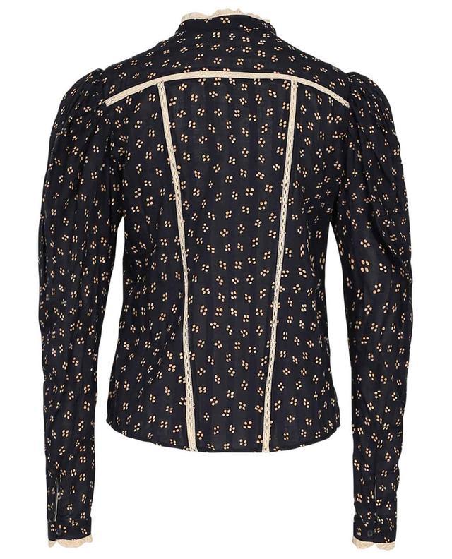Chemise en coton à motifs Reafi ISABEL MARANT