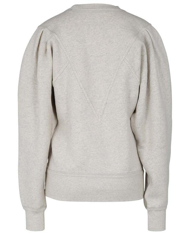 Sweat-shirt en coton mélangé chiné Tadelia ISABEL MARANT
