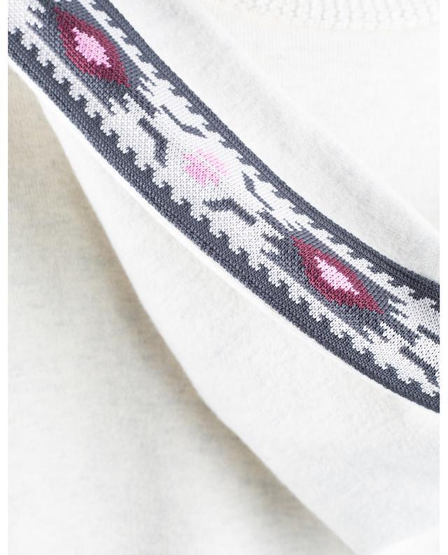Sweat-shirt en coton et laine mélangés Kaoli ISABEL MARANT