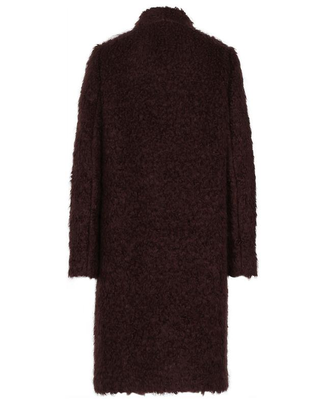 Manteau long en fausse fourrure WINDSOR
