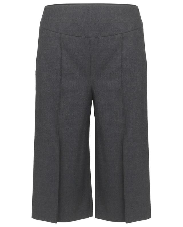 Pantalon raccourci en laine vierge mélangée WINDSOR