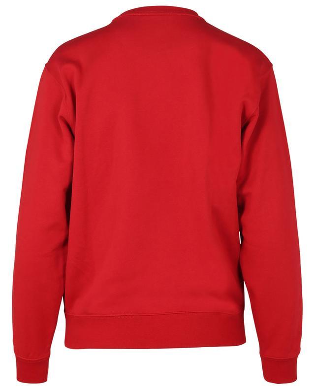 Sweat-shirt à col rond brodé Classic Tiger KENZO