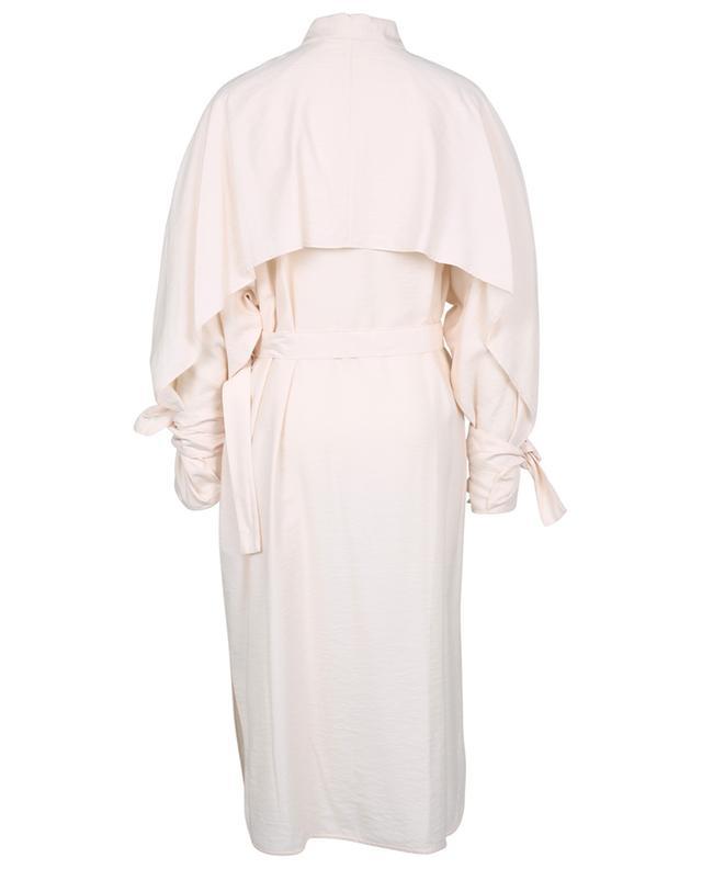 Hemdkleid im Trenchcoat-Look aus Viskose KENZO