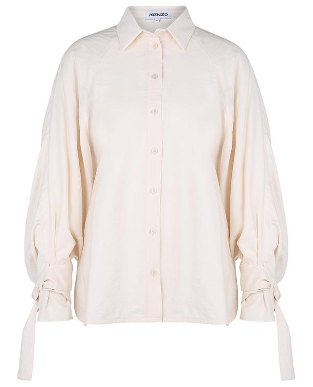 Chemise ample inspiration trench KENZO