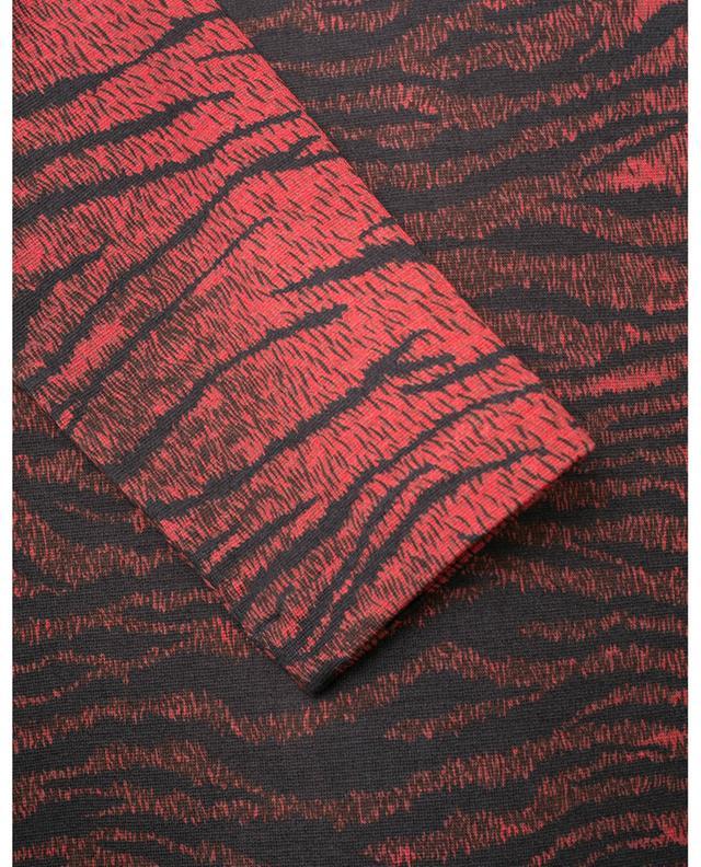 Pullover mit Stehkragen aus Viskosemix KENZO