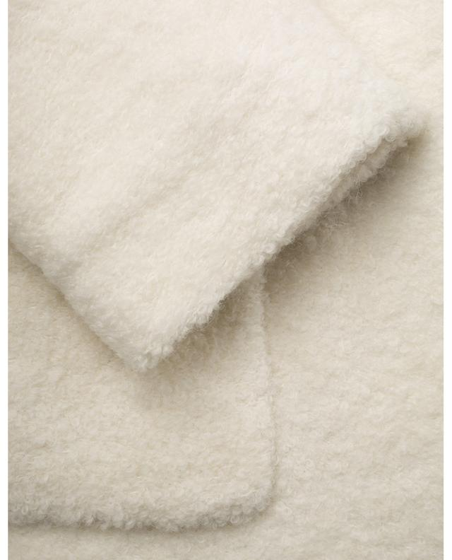 Trench en laine mélangée GANNI