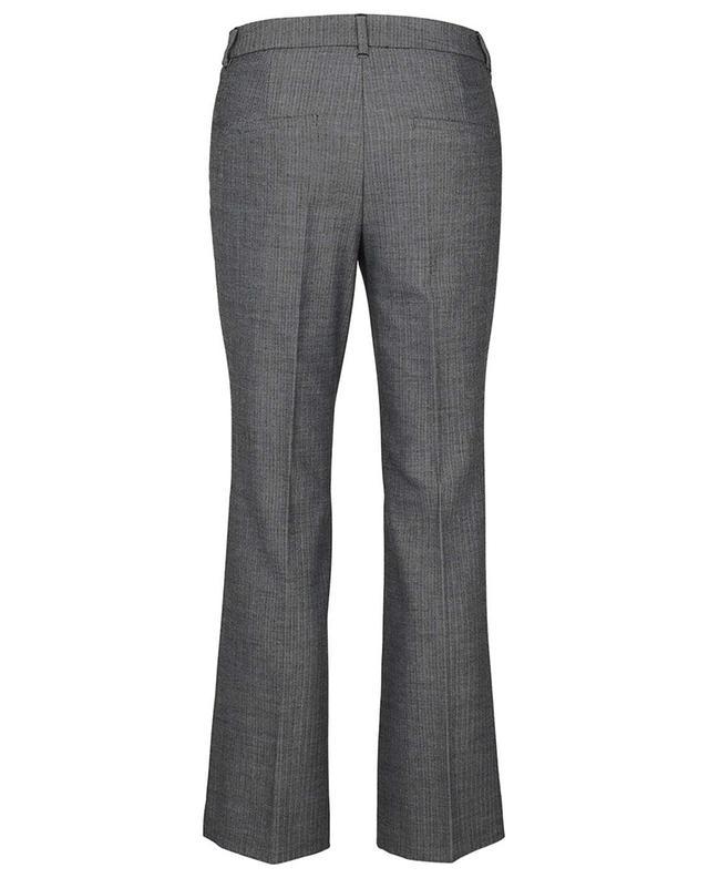 Pantalon raccourci évasée motif chevrons Simpaty IBLUES