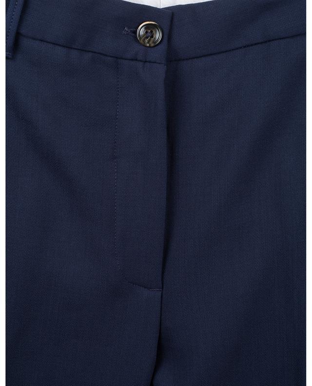 Pantalon évasé en laine New Paola NINE IN THE MORNING