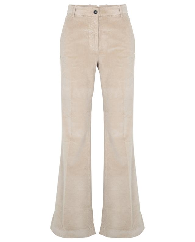 New Paola wide leg corduroy trousers NINE IN THE MORNING