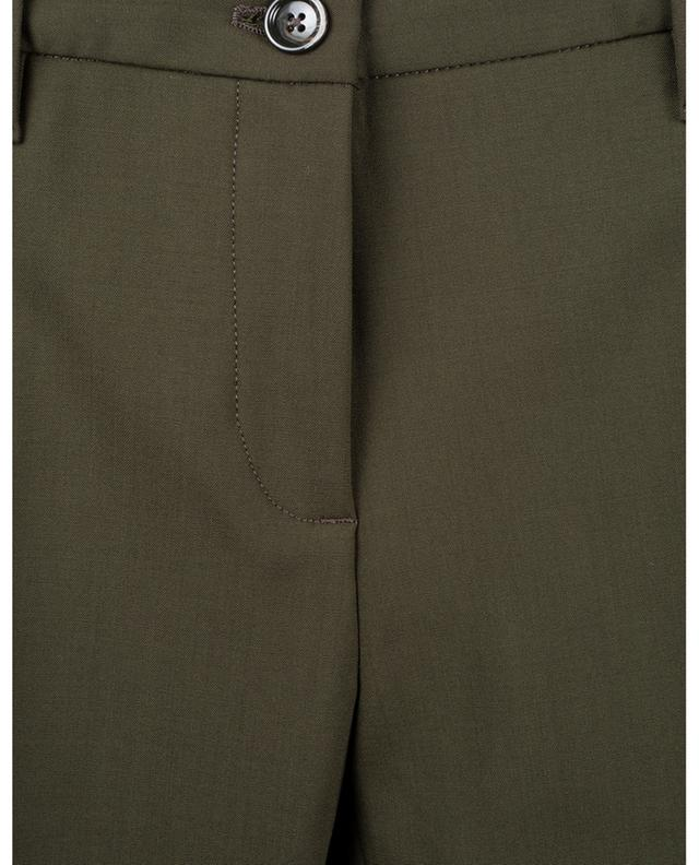 Pantalon slim en laine Breezy NINE IN THE MORNING