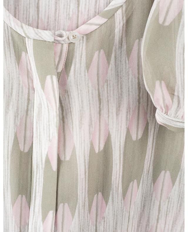 Blouse ample en mousseline imprimée Palida HEMISPHERE