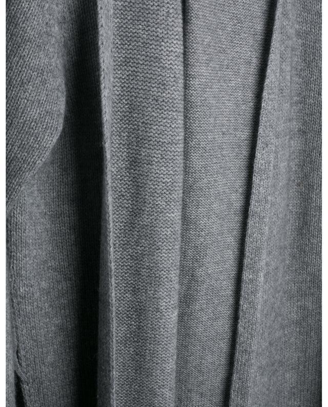 Cardigan esprit kimono oversize en laine et cachemire BARBARA BUI