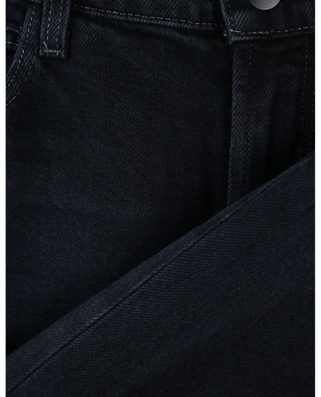 Jean bootcut en coton et lyocell Sallie Nocturne J BRAND