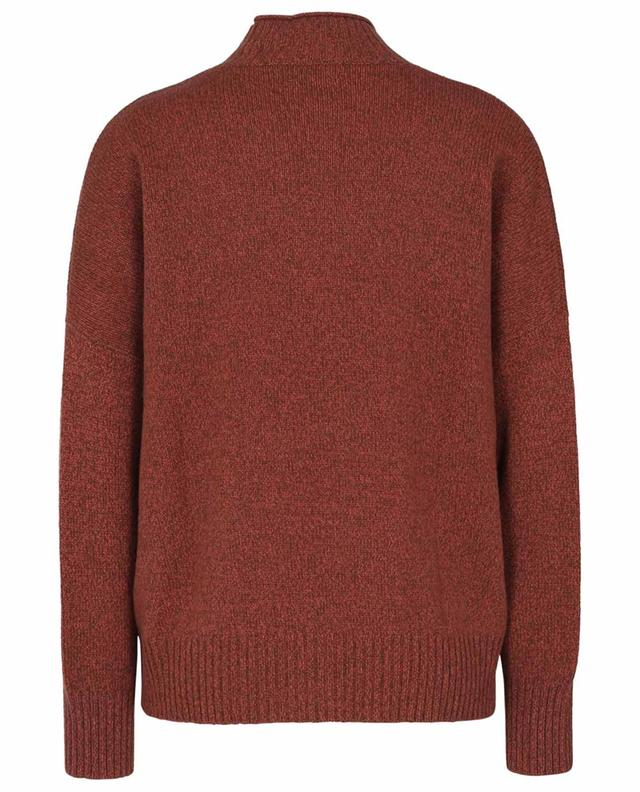 Pull col montant en cachemire ALLUDE