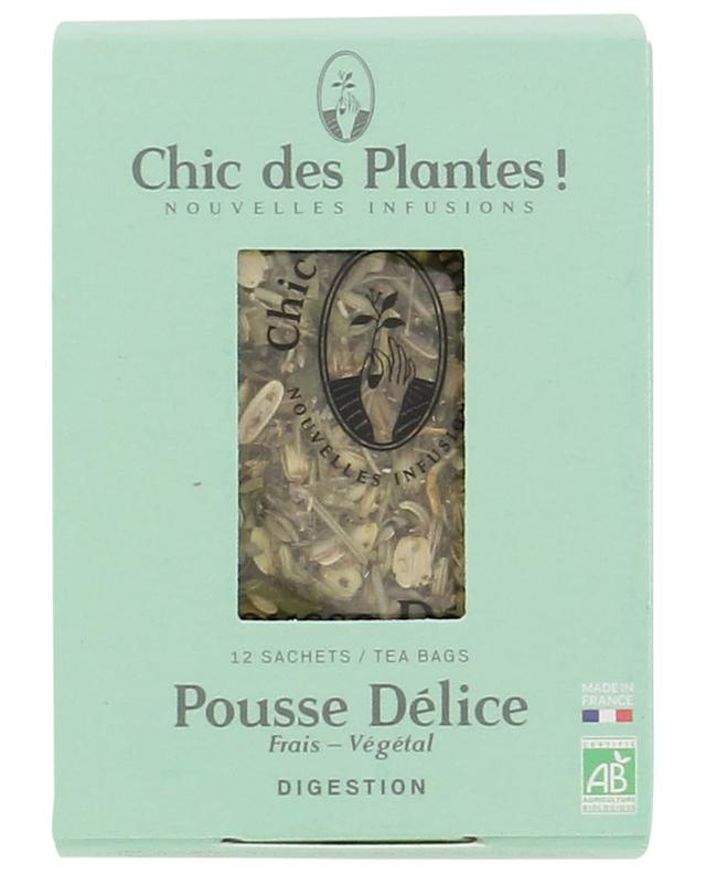 Infusion bio Pousse Délice CHIC DES PLANTES !