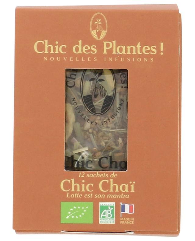 Infusion bio Chic Chaï CHIC DES PLANTES !