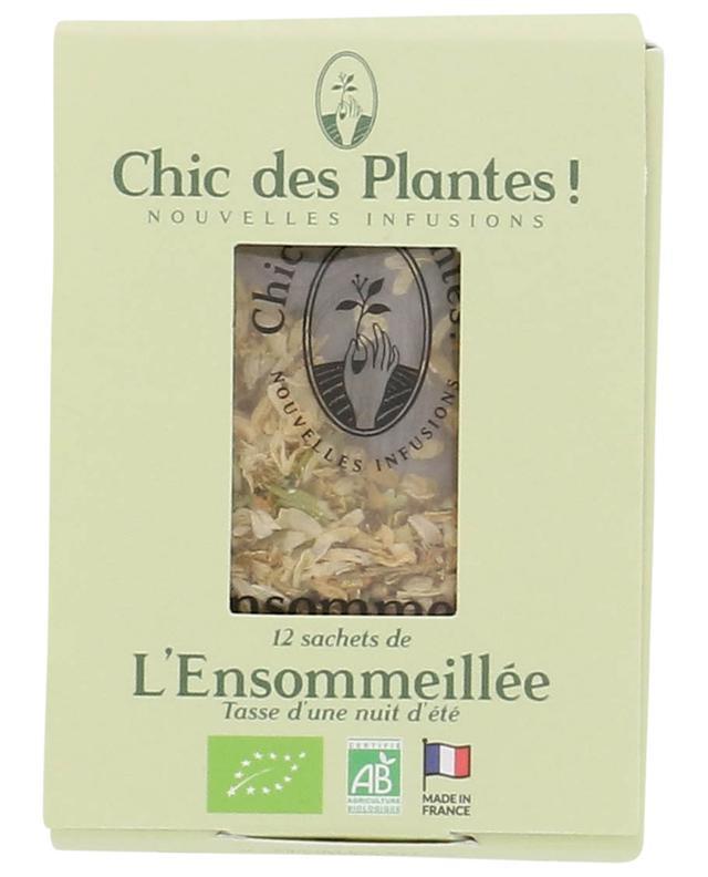 Infusion bio L'Ensommeillée CHIC DES PLANTES !