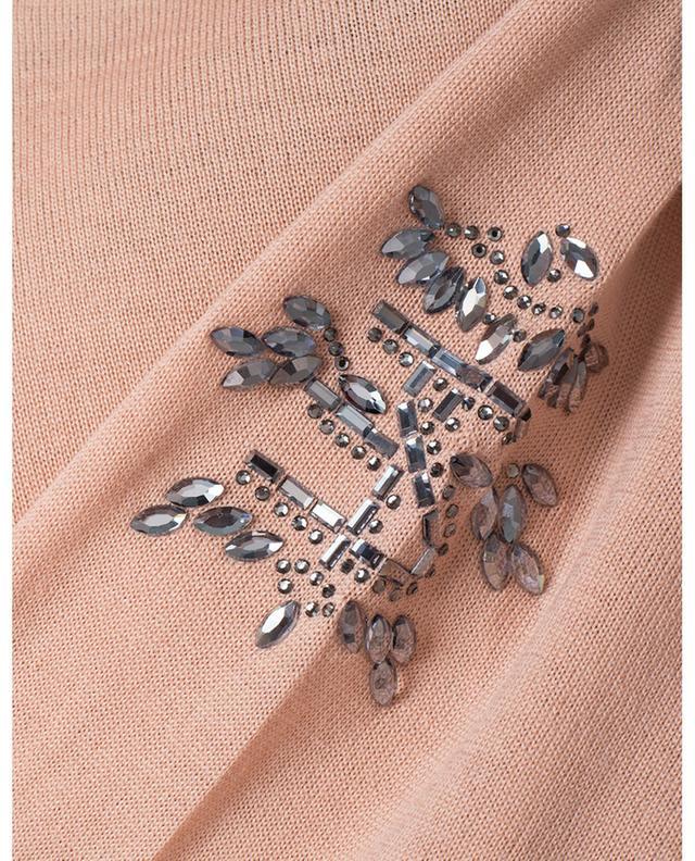 Pullover aus Schurwolle mit Rollkragen ERMANNO SCERVINO