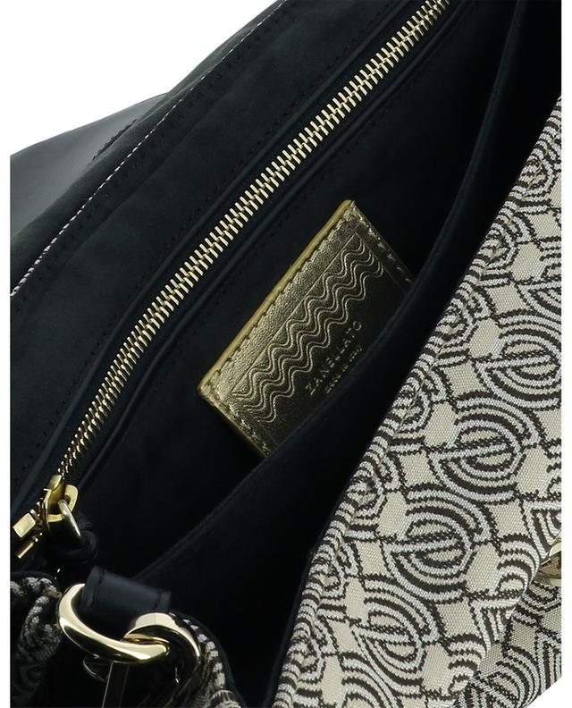 Linea ZA Terra monogram jacquard handbag ZANELLATO