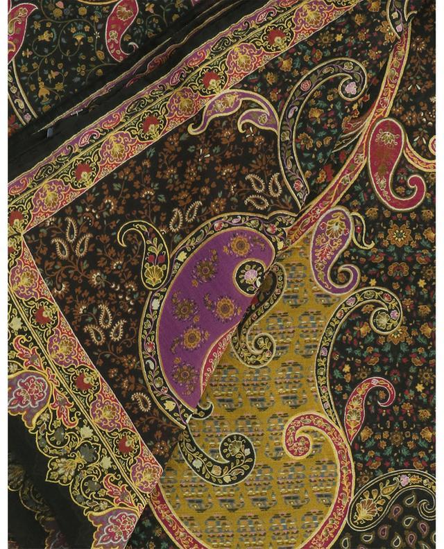 Foulard en soie imprimée Dehly ETRO